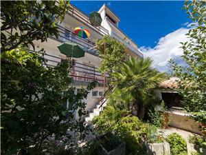 Appartementen Biserka Crikvenica, Kwadratuur 80,00 m2, Lucht afstand naar het centrum 700 m