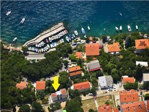 Villa Riviera di Rijeka (Fiume) e Crikvenica,Prenoti JELY Da 467 €