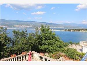 Апартамент Šanjug Silo - ostrov Krk, квадратура 55,00 m2, Воздуха удалённость от моря 100 m, Воздух расстояние до центра города 400 m