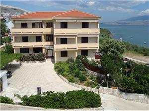 Pokoj Marica , Prostor 14,00 m2, Vzdušní vzdálenost od moře 100 m
