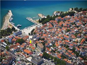 Vakantie huizen De Crikvenica Riviera en Rijeka,Reserveren SUN Vanaf 154 €