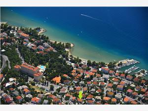 Appartements Marmar Crikvenica, Superficie 35,00 m2, Distance (vol d'oiseau) jusque la mer 200 m, Distance (vol d'oiseau) jusqu'au centre ville 700 m