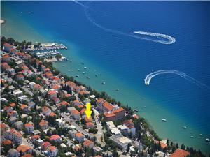 Apartamenty Lončarić Crikvenica, Powierzchnia 40,00 m2, Odległość do morze mierzona drogą powietrzną wynosi 100 m