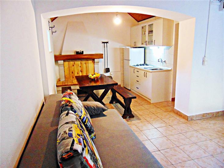 Haus K1, für 3 Personen