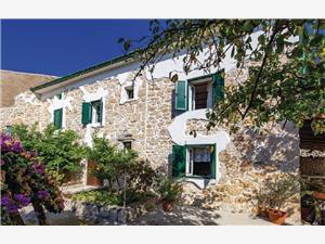 Vakantie huizen Kalla Barbat - eiland Rab,Reserveren Vakantie huizen Kalla Vanaf 205 €