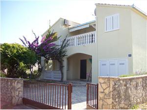 Appartementen Barač Sevid, Kwadratuur 43,00 m2, Lucht afstand tot de zee 70 m, Lucht afstand naar het centrum 200 m