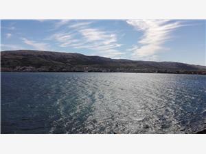 Location en bord de mer Hrvoje Pag - île de Pag,Réservez Location en bord de mer Hrvoje De 58 €