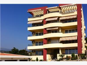 Appartement Bar en Ulcinj riviera,Reserveren Utjeha Vanaf 95 €
