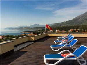Apartmány Utjeha Čierna Hora, Rozloha 97,00 m2, Vzdušná vzdialenosť od centra miesta 600 m