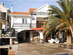 Appartementen Odzic Montenegro, Kwadratuur 35,00 m2, Lucht afstand tot de zee 5 m