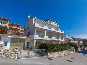 Apartmani Baby B. Rijeka i Crikvenica rivijera, Kvadratura 130,00 m2, Smještaj s bazenom