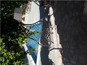 Apartmani Kuić Solin, Kvadratura 75,00 m2, Smještaj s bazenom