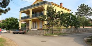 Апартаменты - Klimno - ostrov Krk