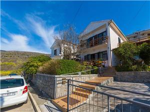 Maison GARDEN Klenovica (Novi Vinodolski), Superficie 90,00 m2, Distance (vol d'oiseau) jusqu'au centre ville 450 m