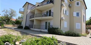 Апартаменты - Soline - ostrov Krk