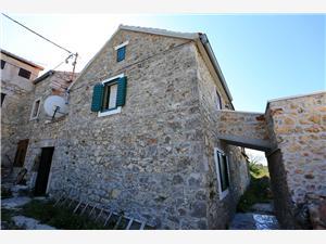 Maison de pierres Les îles de Dalmatie du Nord,Réservez Bongo De 300 €