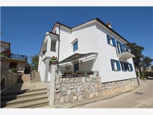 Ubytovanie pri mori Silvijo Soline - ostrov Krk,Rezervujte Ubytovanie pri mori Silvijo Od 139 €