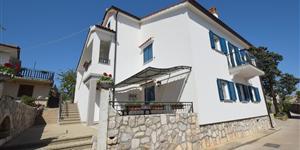 Apartmán - Malinska - ostrov Krk