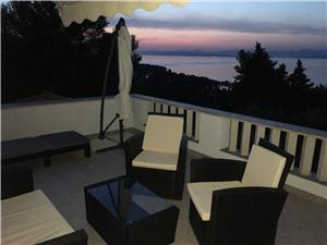 Appartementen Damir -  Katarina Sutivan - eiland Brac, Kwadratuur 50,00 m2, Lucht afstand naar het centrum 350 m