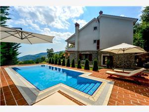 Hiša Harmonia Icici, Kvadratura 380,00 m2, Namestitev z bazenom
