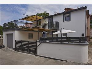 Appartement Blauw Istrië,Reserveren Doris Vanaf 92 €
