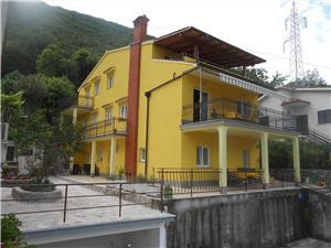 Apartamenty VESNA Moscenicka Draga (Opatija),Rezerwuj Apartamenty VESNA Od 375 zl