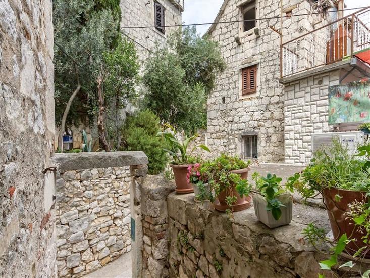 Apartmán Historic Split - Bova