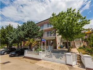 Appartementen EVA Crikvenica, Kwadratuur 32,00 m2