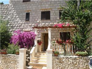 Appartamenti Renipol Sutivan - isola di Brac, Dimensioni 30,00 m2, Alloggi con piscina, Distanza aerea dal mare 100 m