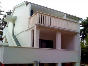 Apartman ANA Sabunike (Privlaka), Kvadratura 65,00 m2, Zračna udaljenost od centra mjesta 100 m