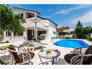 Haus Pianeta Sabunike (Privlaka), Größe 200,00 m2, Privatunterkunft mit Pool