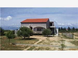 Apartman Ana Vrsi (Zadar), Kvadratura 70,00 m2, Zračna udaljenost od centra mjesta 500 m