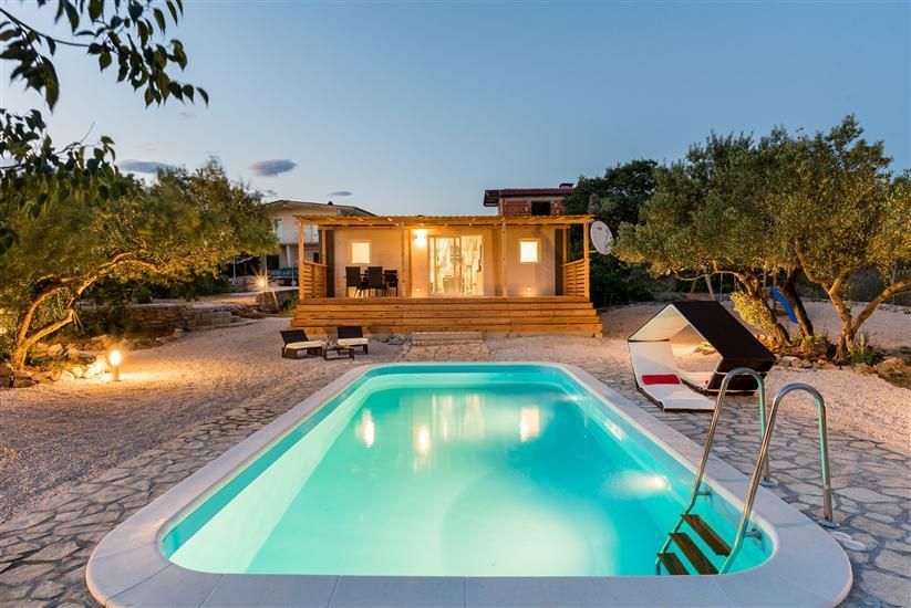 Mobile Home Authentic Camping Dalmatia