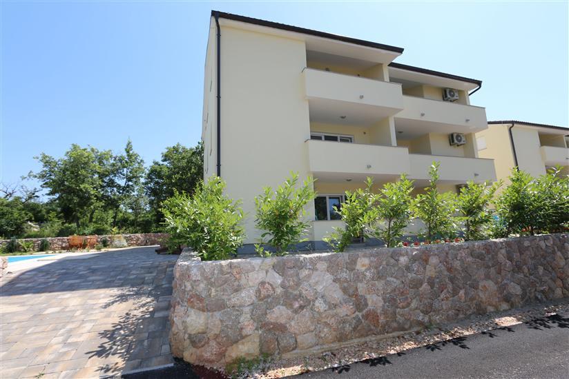 Apartmanok Saramandic