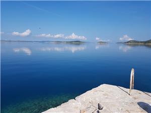 Maisons de vacances Les îles de Dalmatie du Nord,Réservez Sit De 175 €