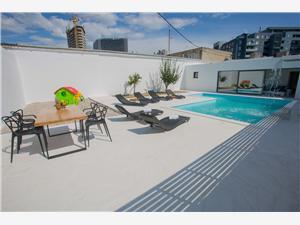 Hus Dario Split, Storlek 90,00 m2, Privat boende med pool, Luftavståndet till centrum 500 m