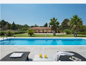 Villa Malibu One Vir - eiland Vir, Kwadratuur 350,00 m2, Accommodatie met zwembad
