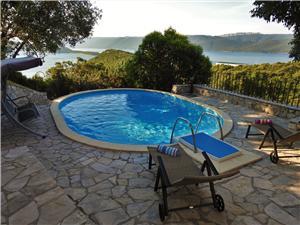 Vila Bombo Klek, Prostor 230,00 m2, Soukromé ubytování s bazénem, Vzdušní vzdálenost od centra místa 700 m