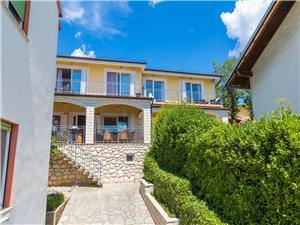 Апартаменты Franco Selce (Crikvenica), квадратура 31,00 m2, Воздух расстояние до центра города 400 m