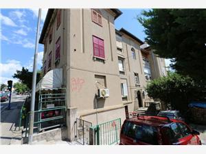 Appartement Krimeja Rijeka, Superficie 40,00 m2