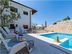 Accommodatie met zwembad De Crikvenica Riviera en Rijeka,Reserveren Susanne Vanaf 126 €