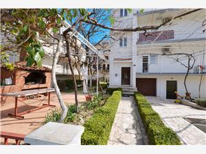 Apartman Pavka Stobreč, Kvadratura 85,00 m2, Zračna udaljenost od centra mjesta 200 m