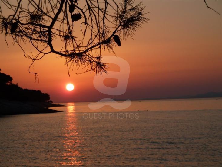 Postira - eiland Brac