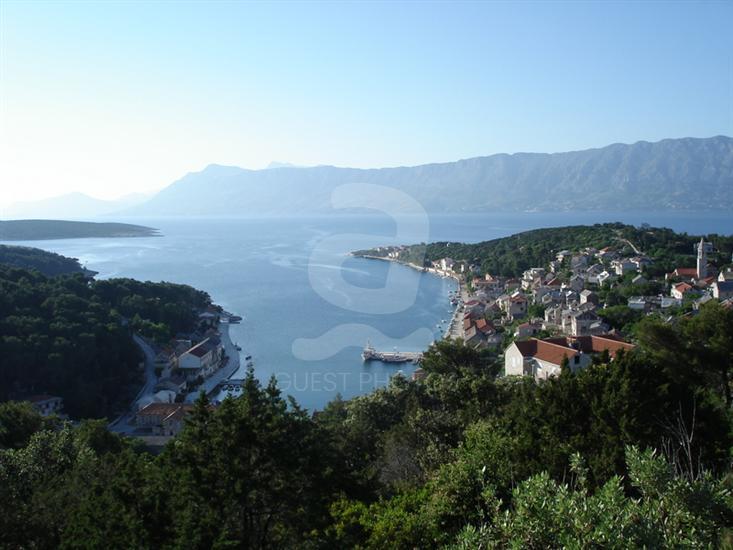 Povlja - ostrov Brac
