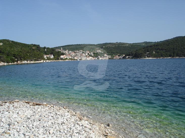 Povlja - eiland Brac
