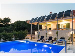 Villa Solitude Razine (Sibenik), Kwadratuur 65,00 m2, Accommodatie met zwembad