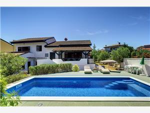 Dovolenkové domy Zelená Istria,Rezervujte Ruža Od 203 €
