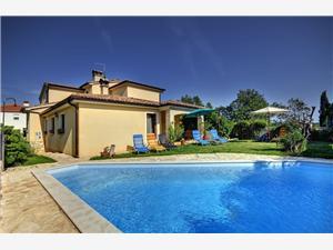 Дома для отдыха голубые Истрия,Резервирай Tatiana От 210 €
