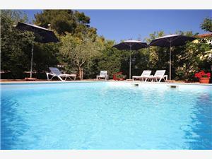 House Gea Medulin, Kvadratura 45,00 m2, Smještaj s bazenom, Zračna udaljenost od centra mjesta 450 m