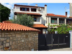 Dom Casa Divna Medulin, Rozloha 105,00 m2, Vzdušná vzdialenosť od centra miesta 190 m